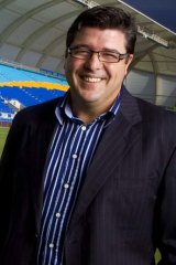 """""""The financial position of the club in 2013 is even stronger"""" ... Michael Searle."""
