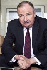 Boral CEO Mike Kane.