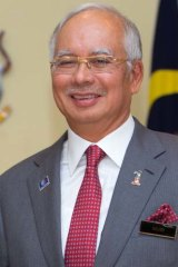 Tight race: Malaysian Prime Minister Najib Razak is facing a strong challenge in elections which is expected to be called within weeks.