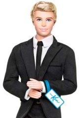 His own man ... Ken.