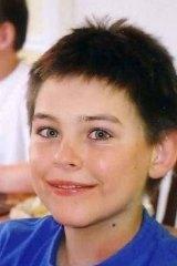Victim: Daniel Morcombe.