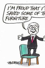 Ron Tandberg cartoon