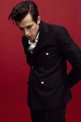 Mark Ronson is working with Paul McCartney.