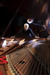 Composer Andrew Schultz has created a piece inspired by bushfire warnings.