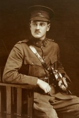 William Lewis Laing … who was reported missing in action at Fromelles on July 19, 1916.