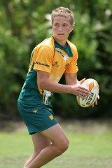 A young Matt Moylan in the 2009 Youth Trans Tasman under-18 boys comp.