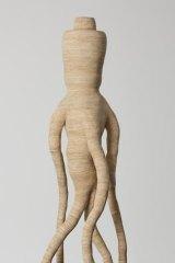 A Benjamin Armstrong sculpture.