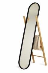 Hub floor mirror.