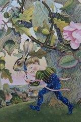 Magical jewel hunt: <i>Masquerade</i> by Kit Williams.