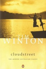 Tim Winton's <i>Cloudstreet</i>.