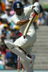 Legend … Sachin Tendulkar hit 148 in 1992 and 241 not out 12 years later.
