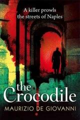 <em>The Crocodile</em> by Maurizio de Giovanni.