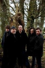 The Gloaming: Thomas Bartlett, Dennis Cahill, Iarla O Lionaird, Martin Hayes, Caoimhin O Raghallaigh.