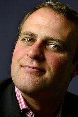 Tim Wilson takes up his new job later this month.
