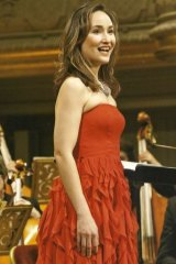 Mary-Jean Anais O'Doherty, Houston-born but Sydney trained coloratura soprano. Photo: Facebook.