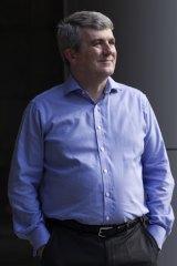 New Masters CEO Matt Tyson.