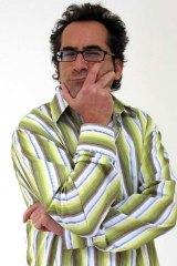 Author Danny Katz.