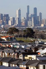 'Building new housing ever-further from Melbourne's employment and economic centres will stifle Melbourne's economy.'