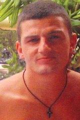 Victim: Anthony Zervas