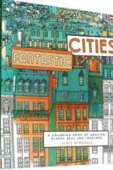 <i>Fantastic Cities</i> by Steve McDonald.