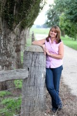 Author-farmer Margareta Osborn, from Tinamba, Gippsland, says readers relate to the B&S balls and rodeos.