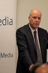 Cost cutting on track: Fairfax chief executive Greg Hywood.
