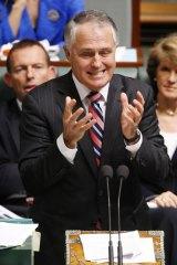 Opposition Leader Malcolm Turnbull launches a censure motion against Treasurer Wayne Swan.