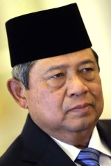 "Legislating against ""black magic"", adultery and living outside of wedlock: Indonesia's President Susilo Bambang Yudhoyono."