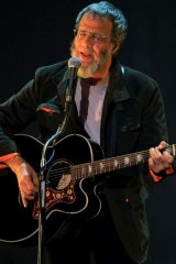 Yusuf Islam, the artist once called Cat Stevens performs in Ireland during his comeback tour following a 33-year break.