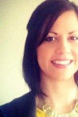 Victim: Kate Malonyay was found strangled in her Mosman unit.