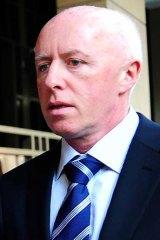Gillian's father, George McKeon.