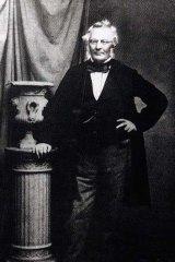 Founder David Jones.