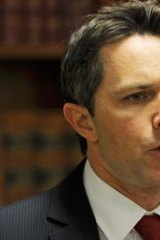 """""""The focus here is on saving lives"""" ... Australian Home Affairs Minister, Jason Clare."""