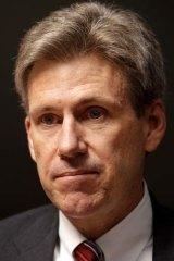 Bomb victim US ambassador Christopher Stevens.