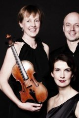Seraphim Trio review: Beethoven Piano Trios make heavy impact
