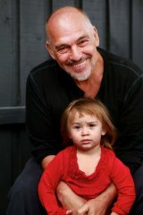 Joe Camilleri, with daughter Aurora, will use the Belfast bard's songs as a 'map'.