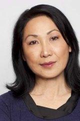 Awed ... director Pauline Chan.