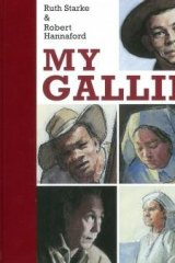 <i>My Gallipoli</i> by Ruth Starke and Robert Hannaford.
