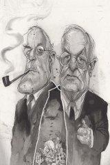 <i>Illustration: David Rowe</i>.