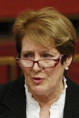 Former senator Judith Troeth.