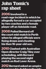 Tomic's tale