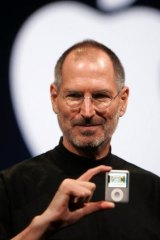 Fascinating character: Steve Jobs.