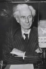 Bertrand Russell penned <i>Principia Mathematica</i> with A.N. Whitehead.