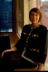 Louise Adler from Melbourne University Press.