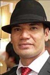 Wanted for questioning: Hohepa Morehu-Barlow. Photo: Katherine Feeney