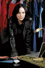 Powerful ally … New York publicist Kelly Cutrone.