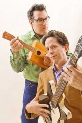 They Might Be Giants will perform as part of the Groovin The Moo line up.