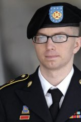 Bradley Manning is accused of indirectly aiding al-Qaeda by leaking papers.