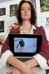 Former fashion photographer Jessica Ledwich.