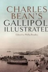 Familiar ground: Phillip Bradley offers a heavily illustrated edition of Bean's diaries from the peninsula.